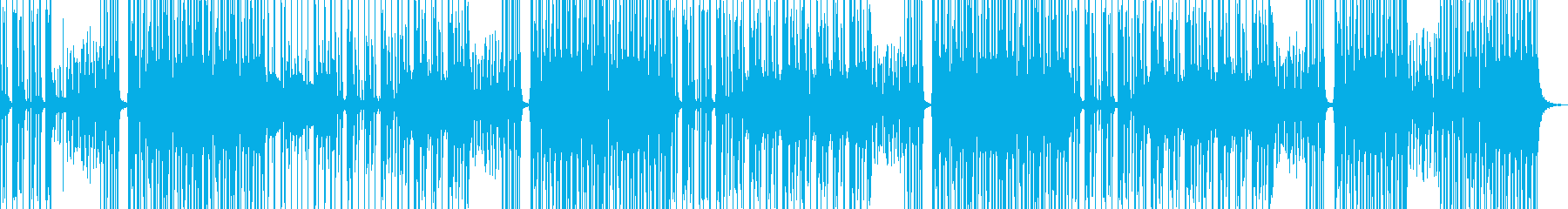 トラップ ヒップホップ R&B ス...の再生済みの波形