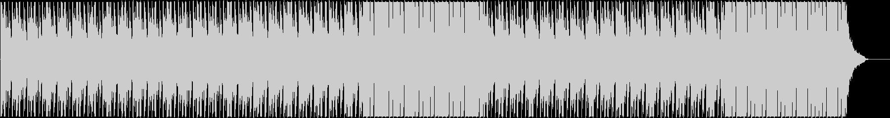 企業VPに 幻想的・幸福 ピアノメインの未再生の波形