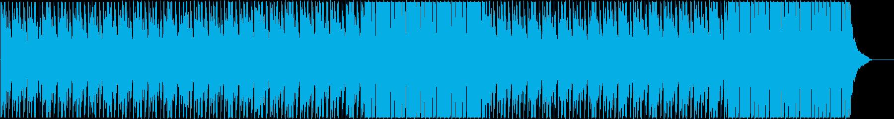 企業VPに 幻想的・幸福 ピアノメインの再生済みの波形