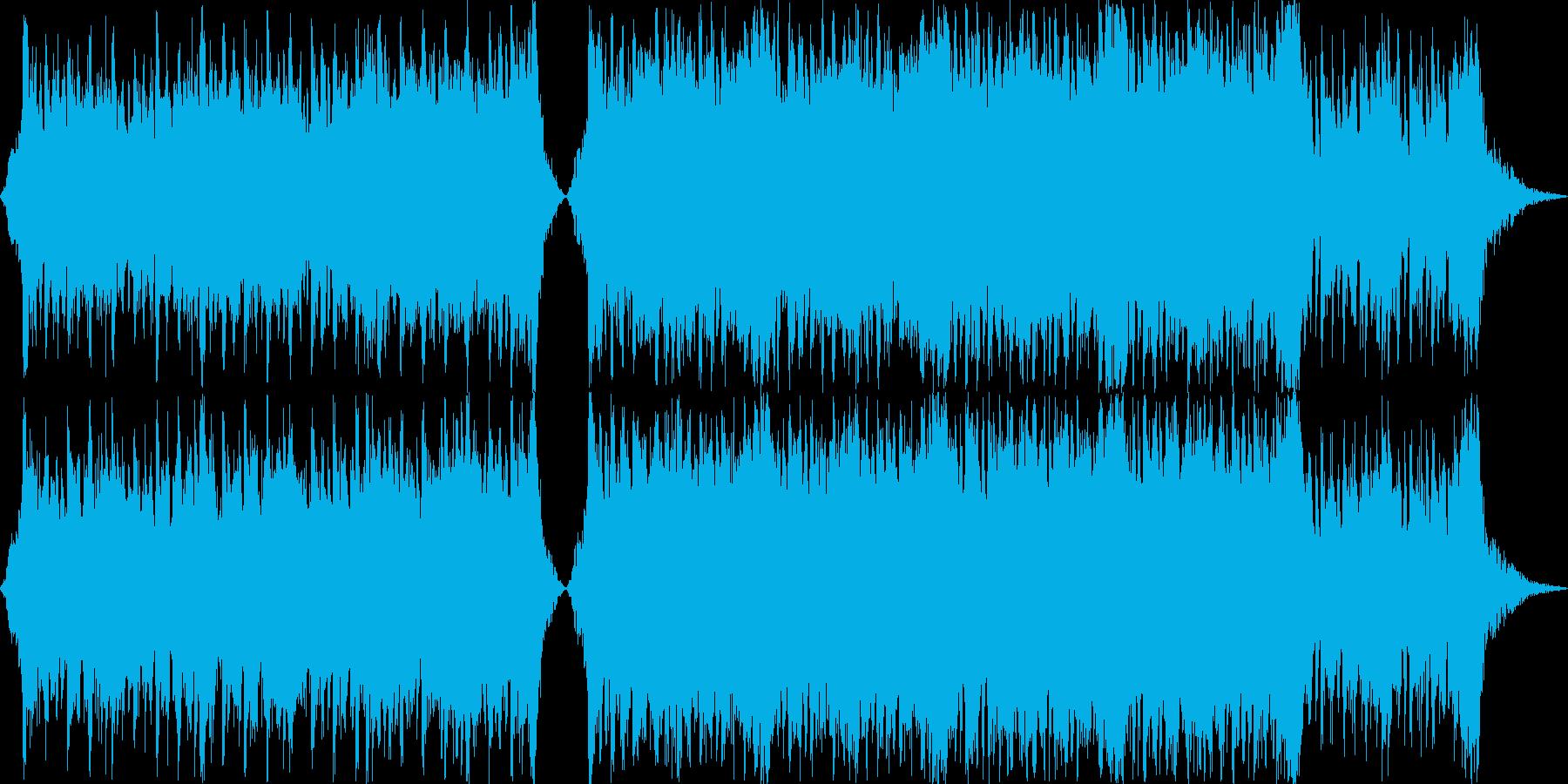 シネマティック 勝利者 緊迫感 ク...の再生済みの波形