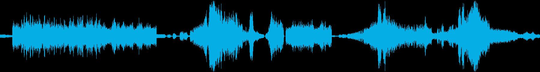 スペースファイターデュエル:デュエ...の再生済みの波形