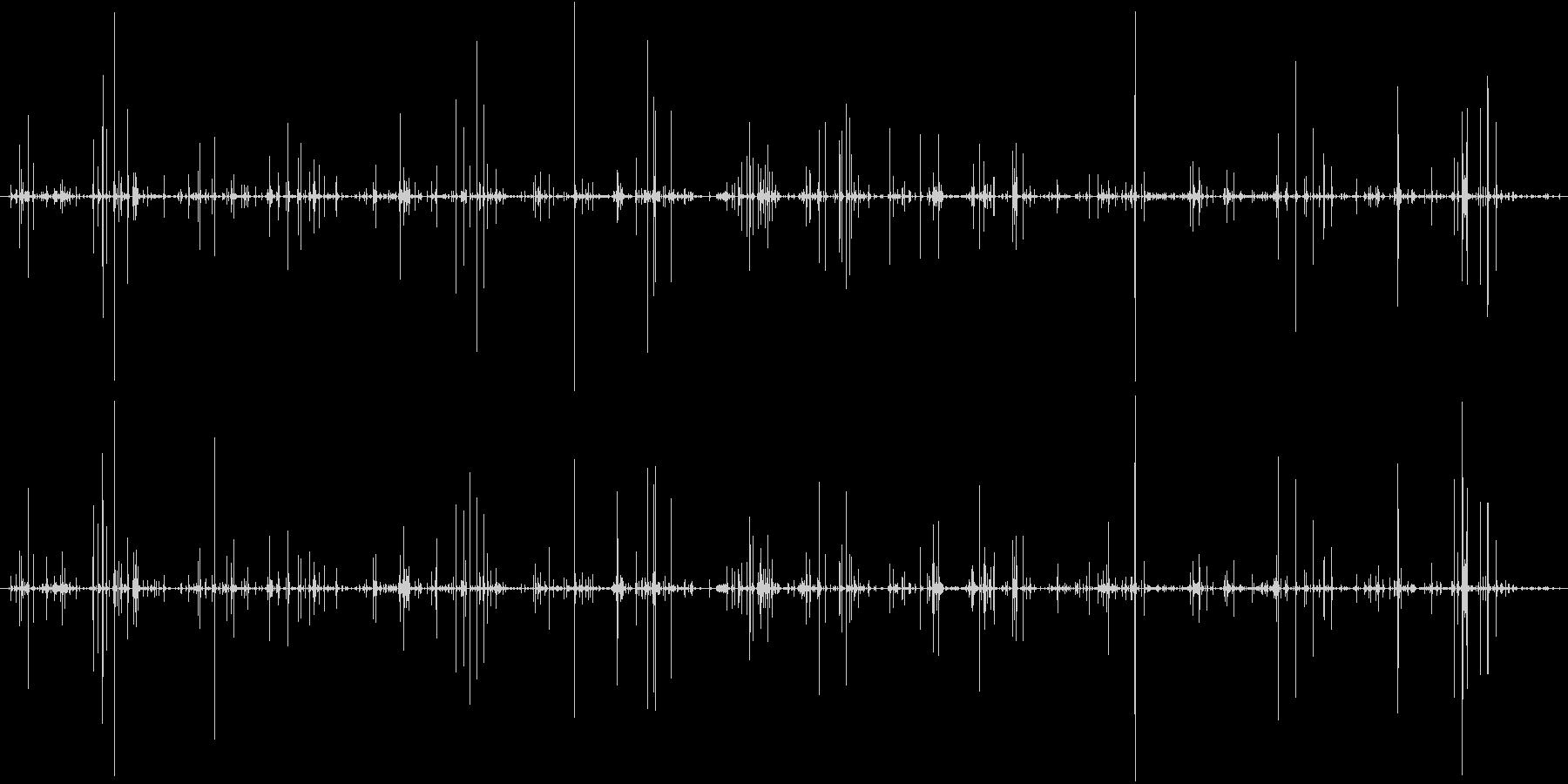 木 竹クラックシーケンス04の未再生の波形