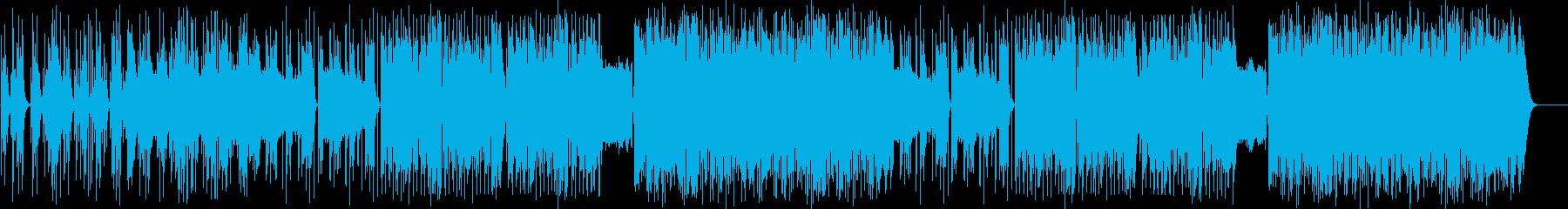 オーケストラ/ヒップホップ/動画向/#2の再生済みの波形
