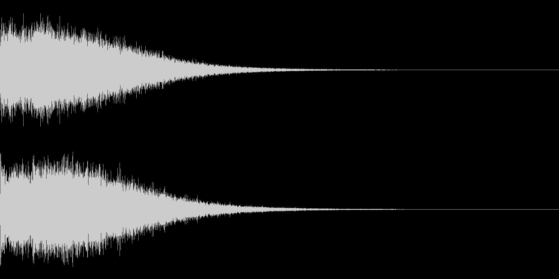 Dark_Sweepdown-17の未再生の波形
