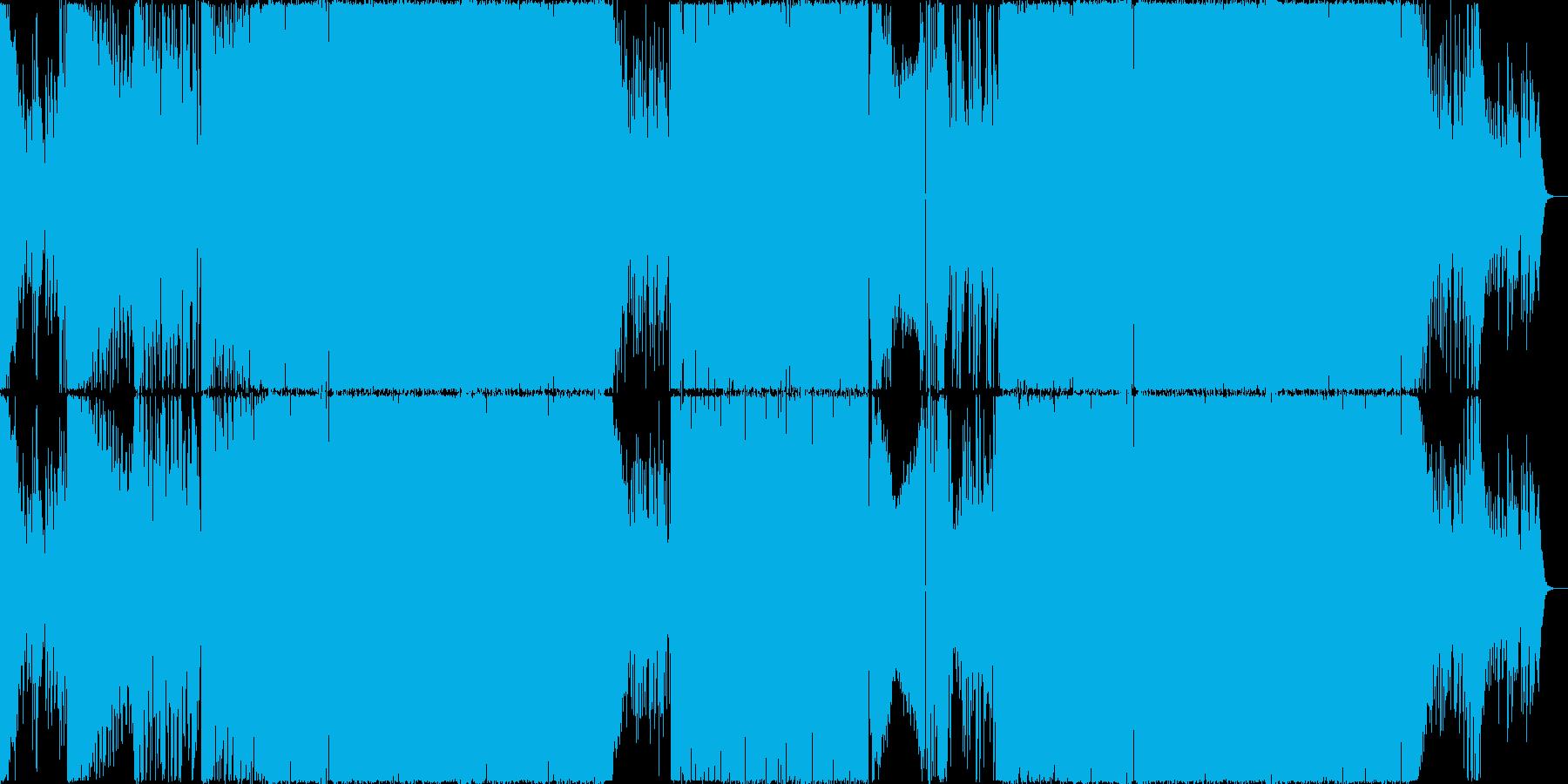 Kawaii Popの再生済みの波形