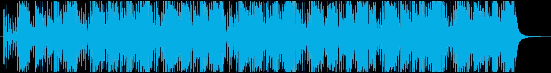 ピアノ主体のチルアウト、クール、R&Bの再生済みの波形