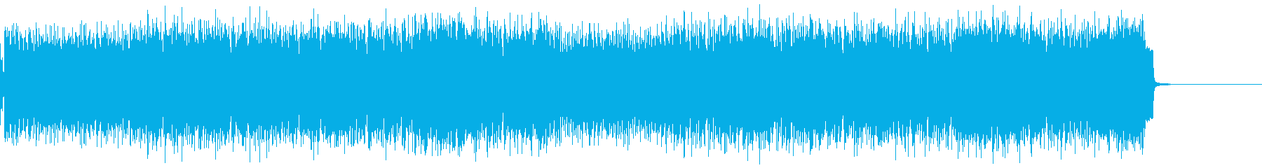 歓喜の歌のロックバージョン!の再生済みの波形