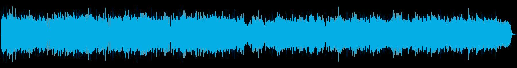 Brain Destruction60秒の再生済みの波形