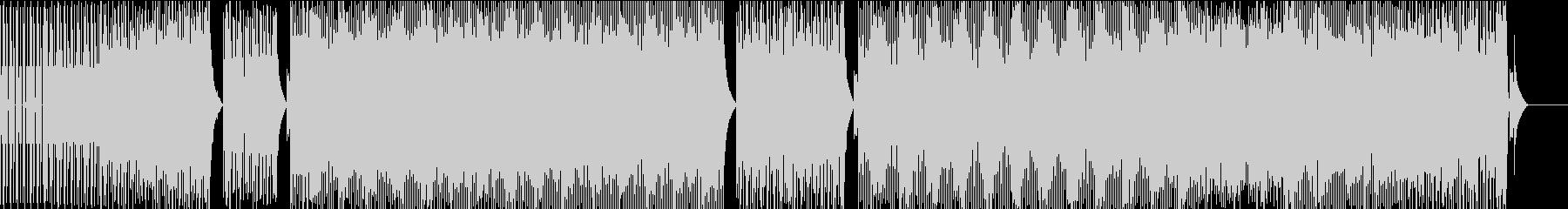 リズムのイントロブレーク、その後ベ...の未再生の波形