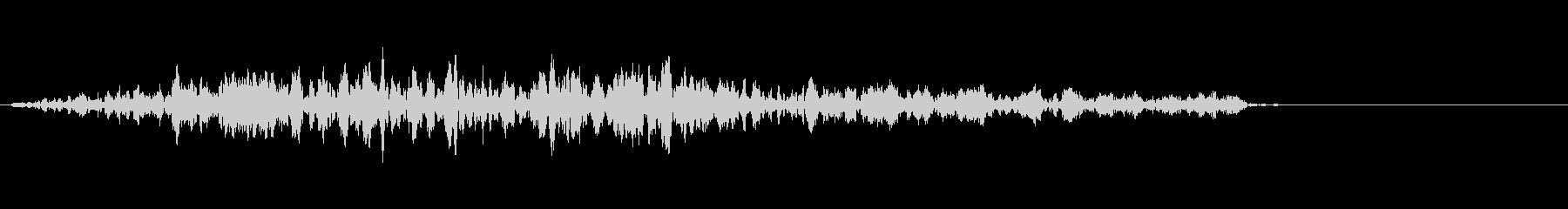 シューッという音EC07_88_4 2の未再生の波形