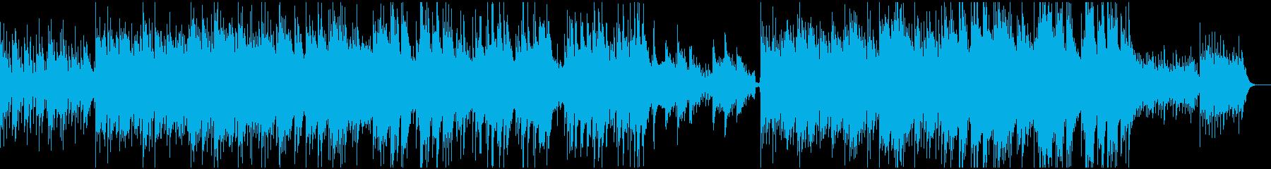 麗しきGtメロ(per, strなし)の再生済みの波形