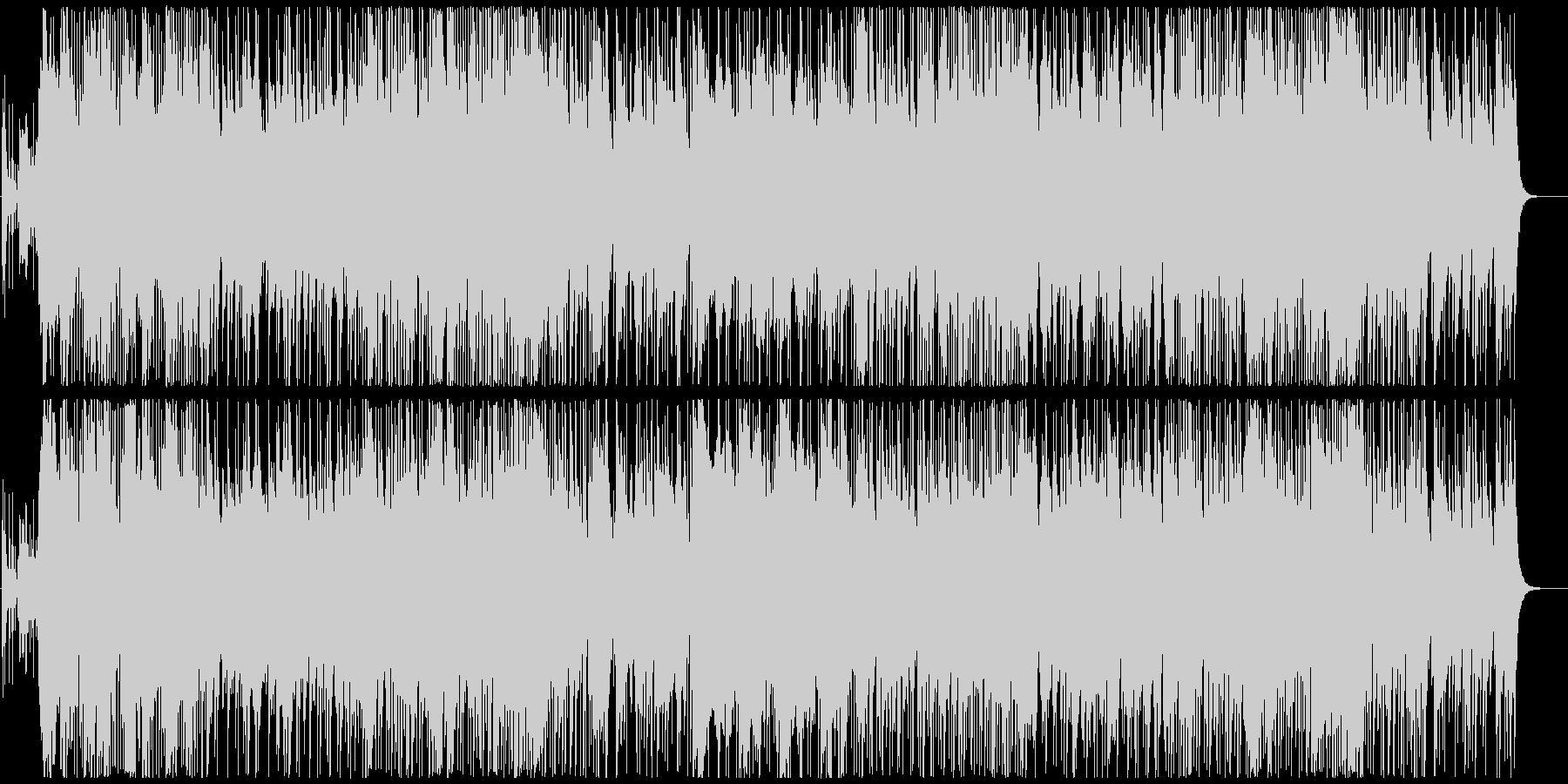 和風VP系4、美しい、ノスタルジックAの未再生の波形