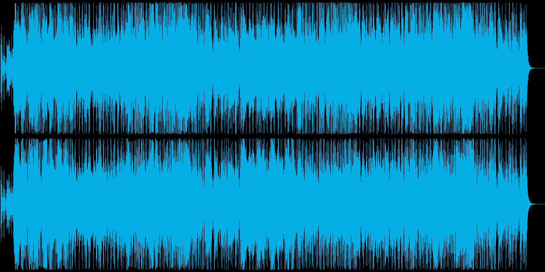和風VP系4、美しい、ノスタルジックAの再生済みの波形
