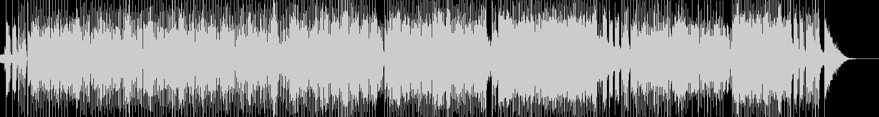 アルプス・笑顔・軽快なカントリー 短尺の未再生の波形