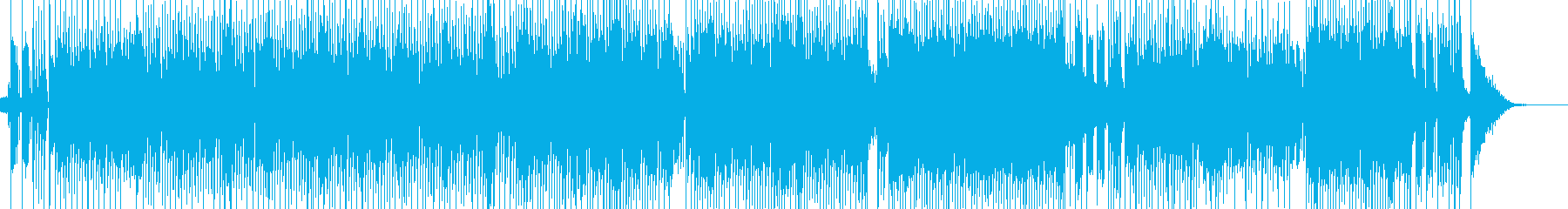 楽しく気分が弾むカントリー Cの再生済みの波形