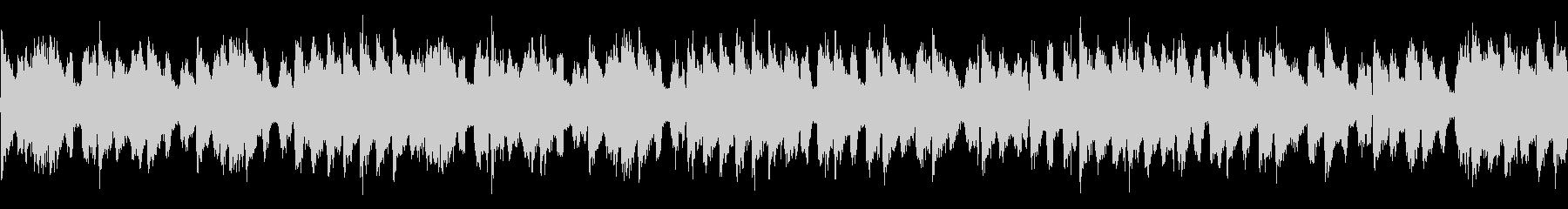 ある日の出来事 (Key E)の未再生の波形