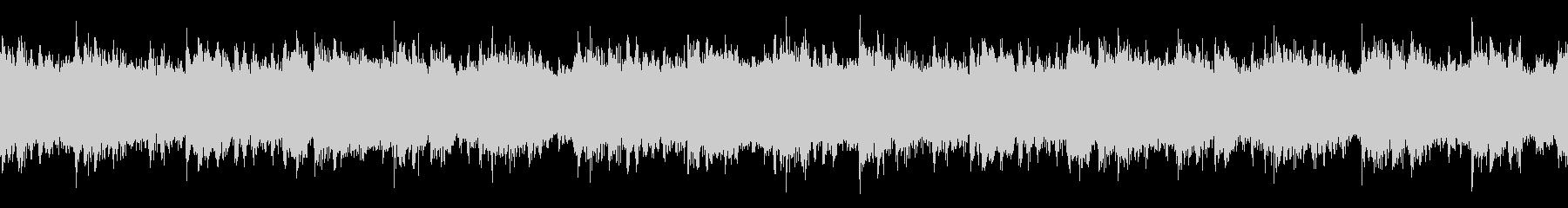 壮大な雰囲気の楽曲(Loop-02)の未再生の波形