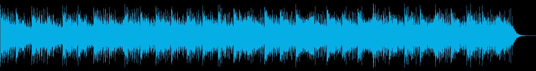 ITやテクノロジー/爽やかな解説向けの曲の再生済みの波形