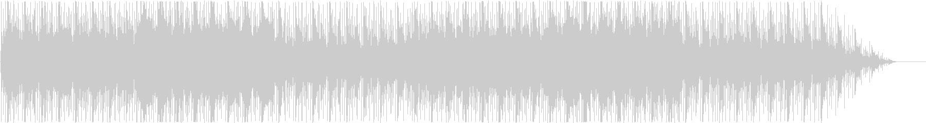 Nostalgic and fantastic BGM's unreproduced waveform