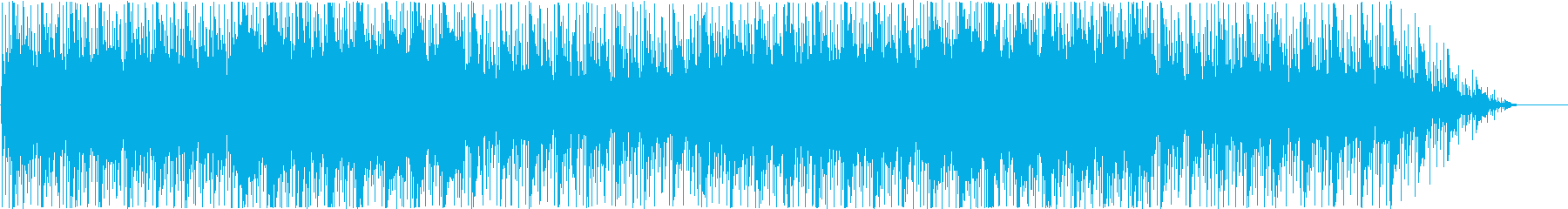 Nostalgic and fantastic BGM's reproduced waveform