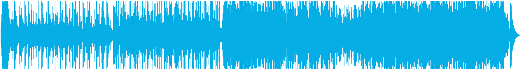 実験的な アクティブ 明るい 可愛...の再生済みの波形