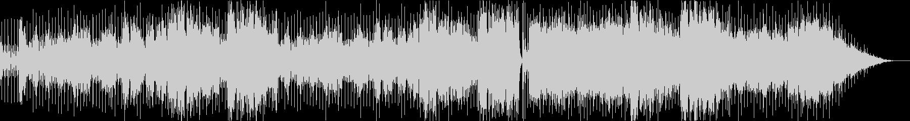 ドリアンコードを使ったエモーショナルな曲の未再生の波形