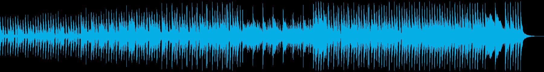 ポップ ロック アンビエント 民謡...の再生済みの波形