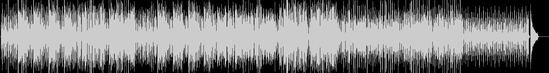 Jazzスウィング=軽快・カフェ・明るいの未再生の波形