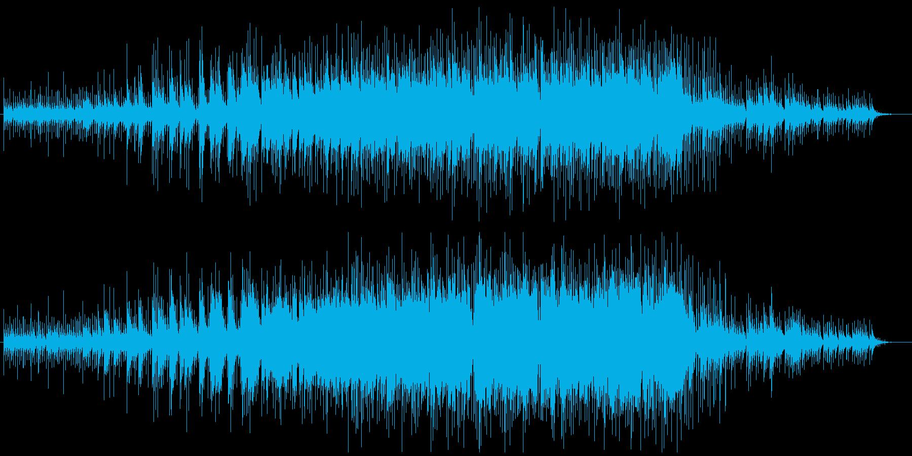 妖艶なガムランと太鼓で舞うの再生済みの波形