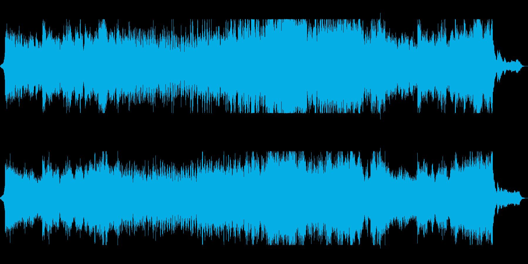 気軽に聞ける壮大なオーケストラサウンドの再生済みの波形