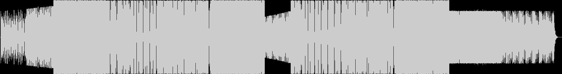 大人な雰囲気の Jazzy HIPHOPの未再生の波形