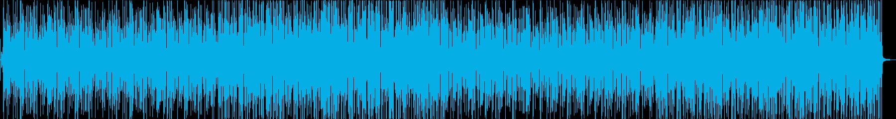 可愛いオシャレな日常/ポップス/ソウルの再生済みの波形