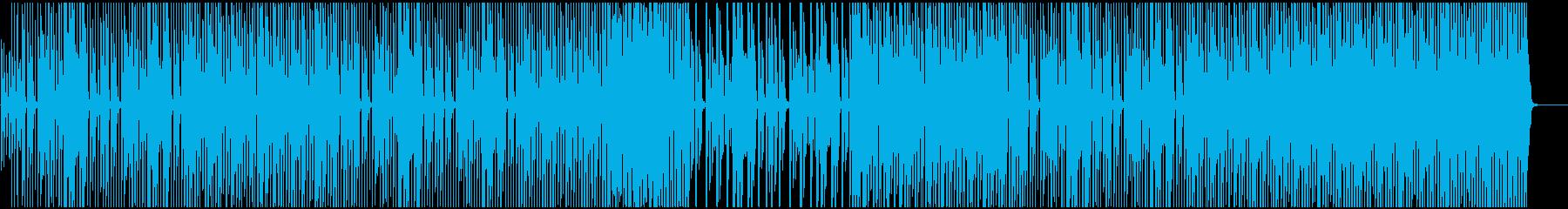 レゲエ調でクラシカルなおどけたほのぼの系の再生済みの波形