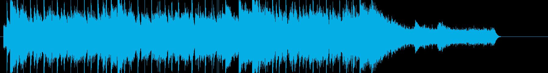 観客と一緒にJumpJumpJump!!の再生済みの波形