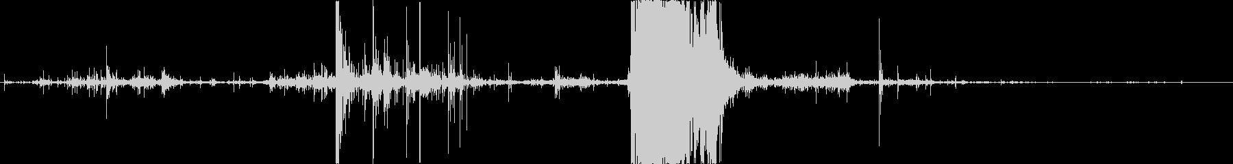アイスブレイク:アイスケイブとショ...の未再生の波形