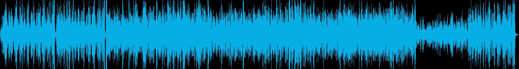 ジャズトロンボーン。ジャズスタンダ...の再生済みの波形