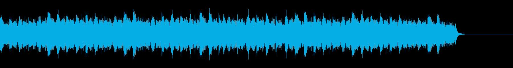 卒業式や式典用の超シンプルピアノBGMの再生済みの波形