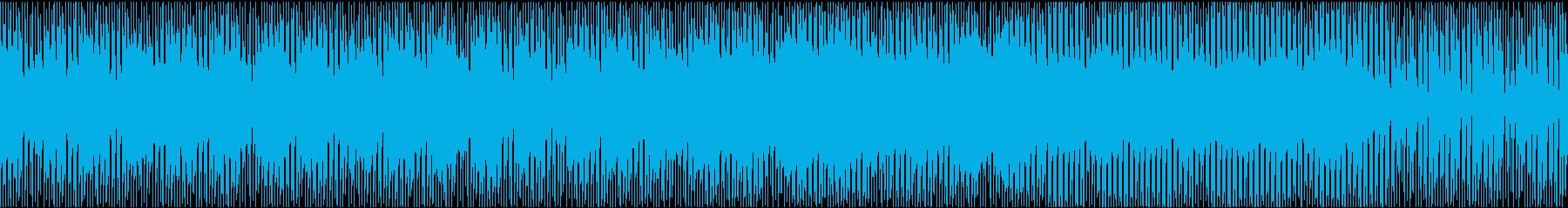 ポップ テクノ おしゃれ 淡々 テ...の再生済みの波形