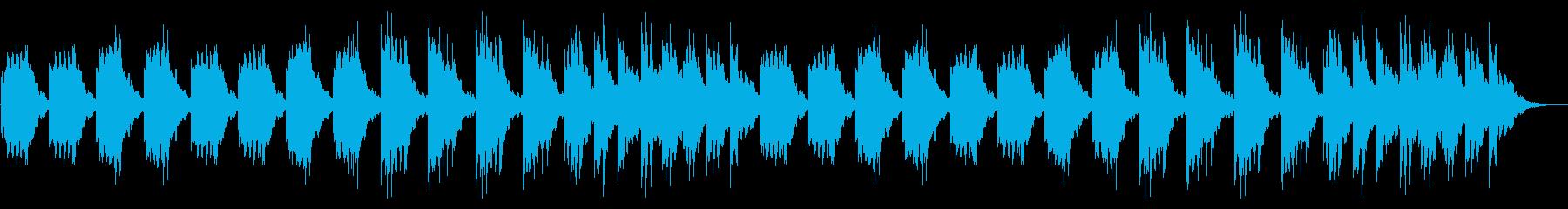 海底のような幻想的なピアノアンビエントの再生済みの波形