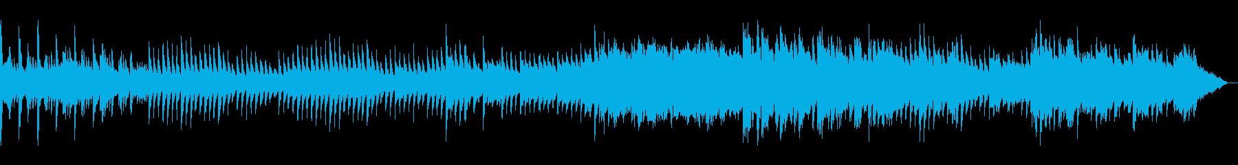 アベマリア(カッチーニ)カラオケの再生済みの波形