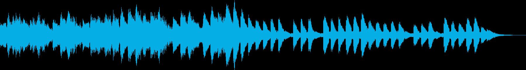 Ayakashi 妖の世界のジングルの再生済みの波形