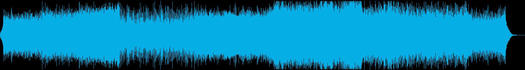 コーラスで盛り上げるバトルBGM (新の再生済みの波形