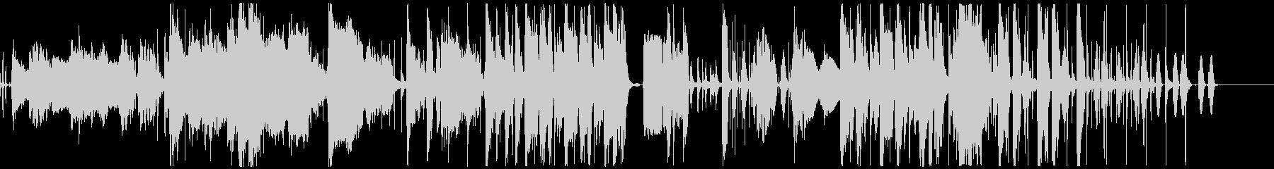 フュージョン ジャズ レトロ さわ...の未再生の波形
