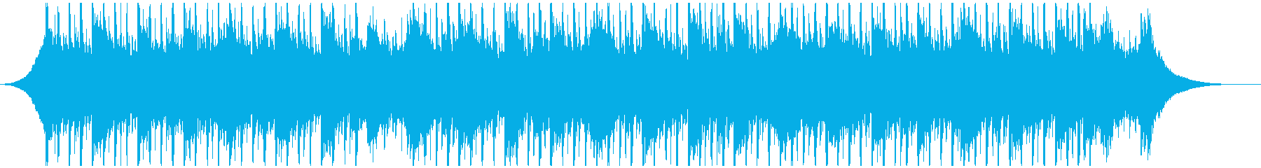 アーキテクチャ(55秒)の再生済みの波形