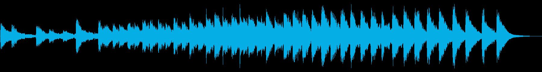 レプトンチャーチテナーEベル:遅い...の再生済みの波形