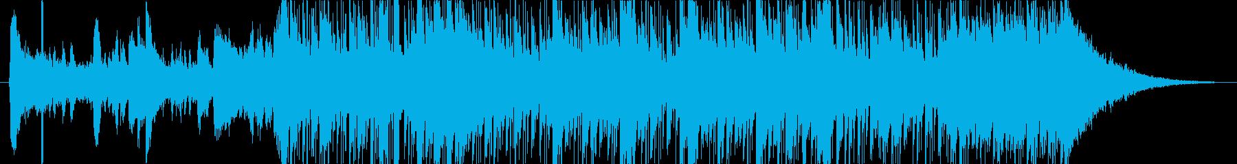 気まぐれなオーケストレーション。お...の再生済みの波形