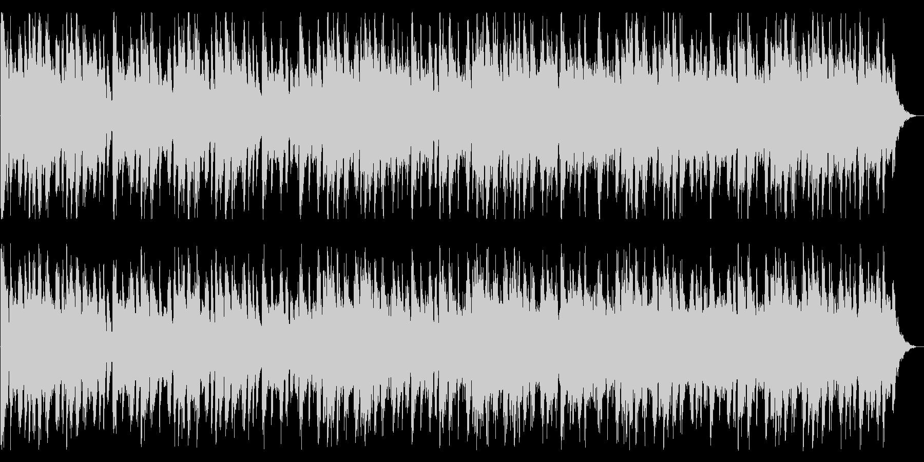 神秘的/サイケデリック_614_3の未再生の波形