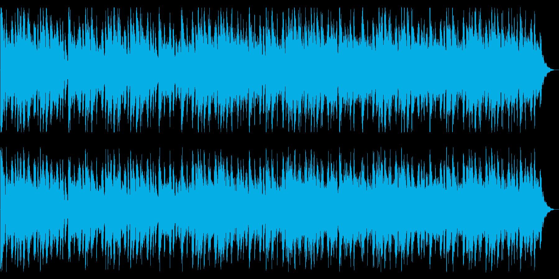 神秘的/サイケデリック_614_3の再生済みの波形