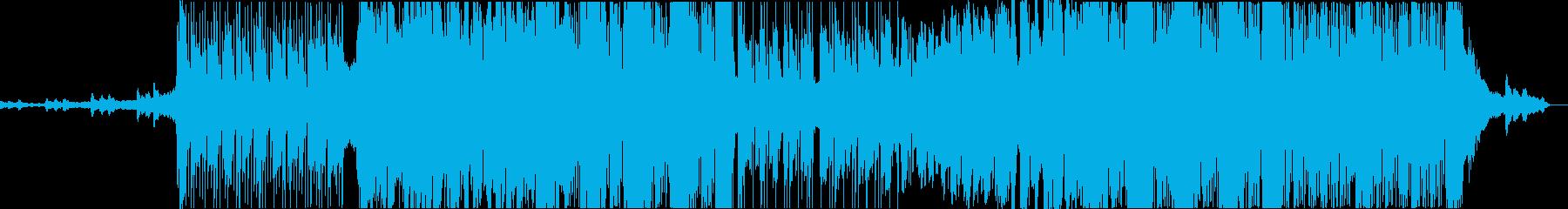 アンニュイ感+切ない洋楽RnB Popsの再生済みの波形