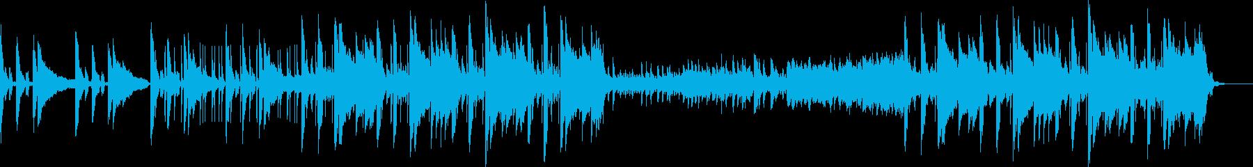 ポップ テクノ 代替案 アンビエン...の再生済みの波形